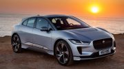 Jaguar IPACE Electric Car